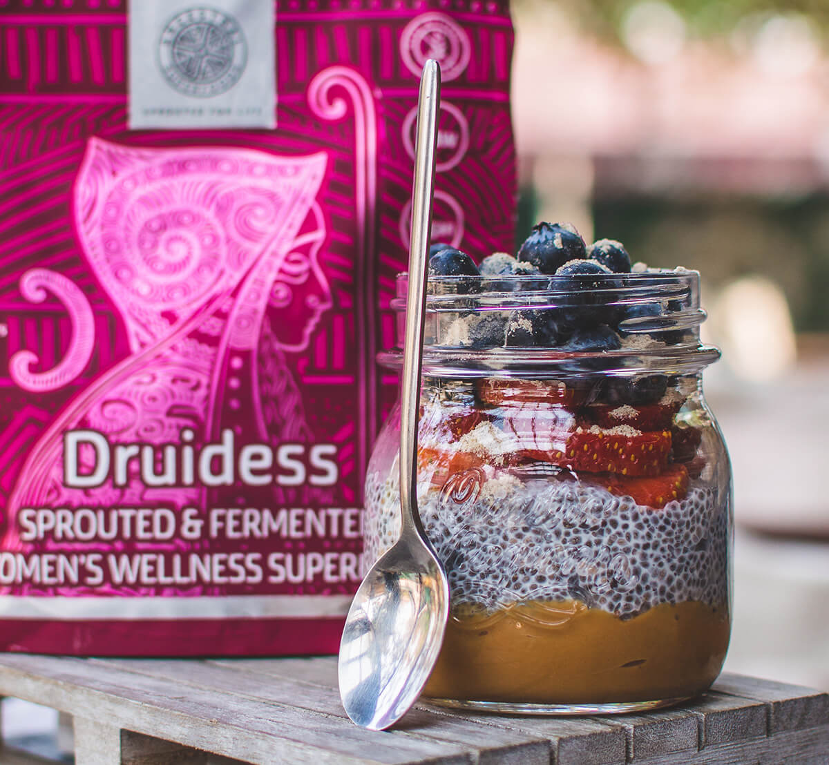 DRUIDESS – Здраве и красота за ЖЕНАТА