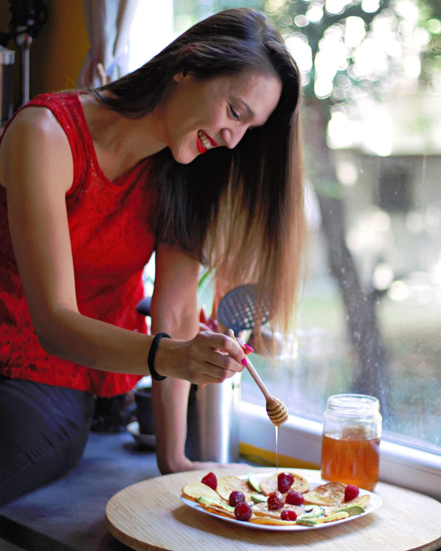 София Йотова: Oкуражавам хората да си играят с храната