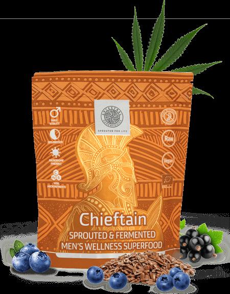 Chieftain - Сила и енергия за МЪЖА