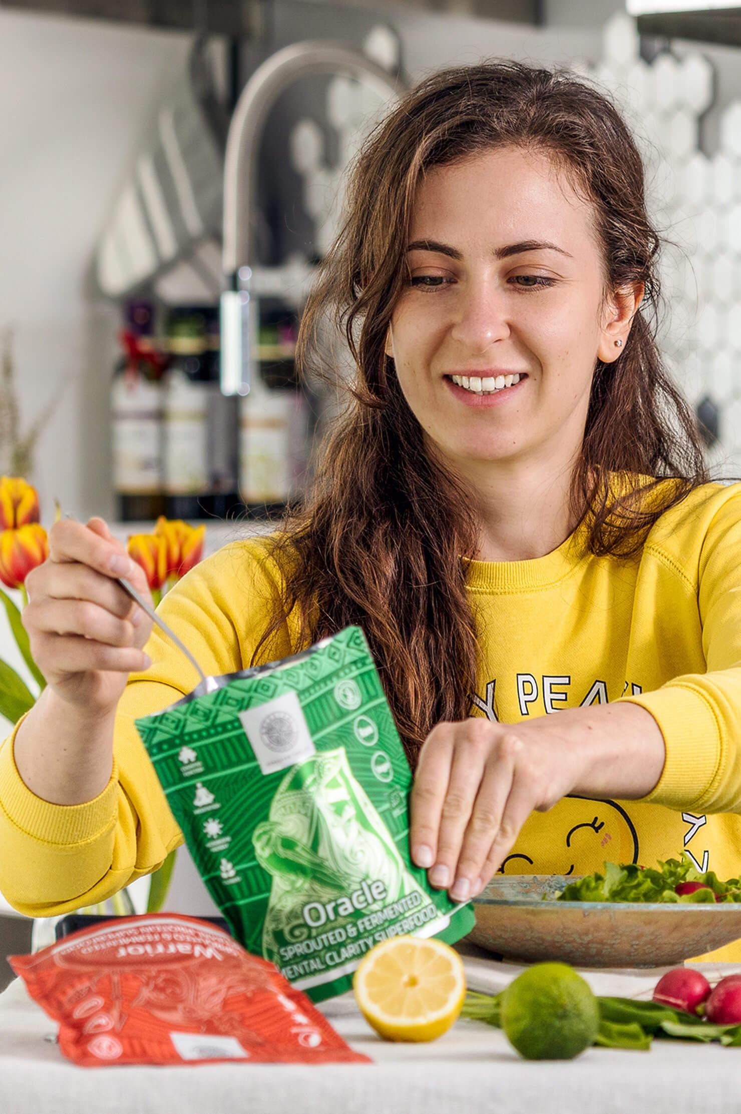Как да се храним през първи триместър на бременността?
