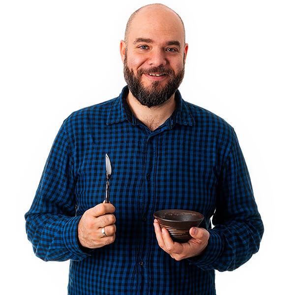 Аз съм Живко Джамяров, социален предприемач и съосновател на Ancestral Superfoods.